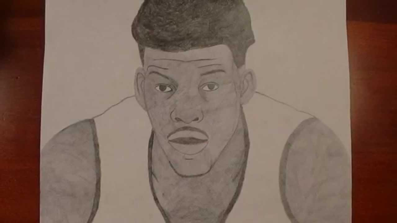 1280x720 How To Draw Jimmy Butler