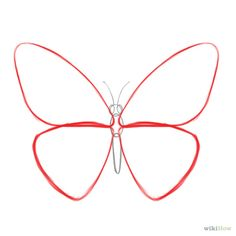 236x236 How To Draw Butterfly How To Draw