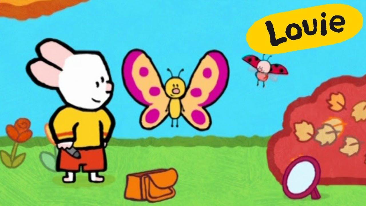 1280x720 Butterfly