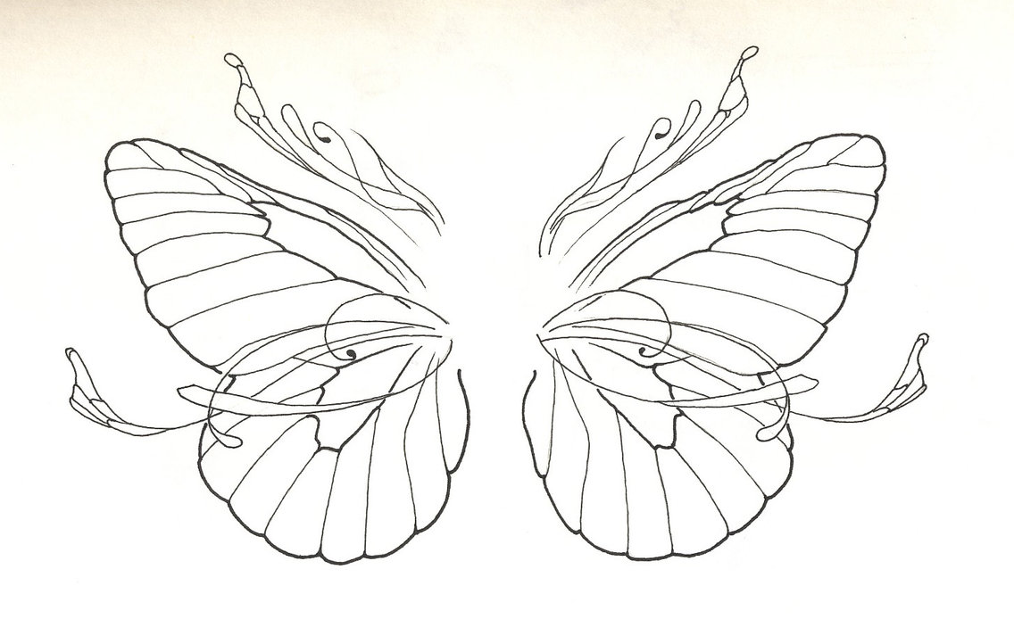 1136x703 Butterfly Wings By Scarecrow Black