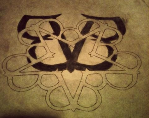 480x381 Black Veil Brides Logo By Xscarfac3x