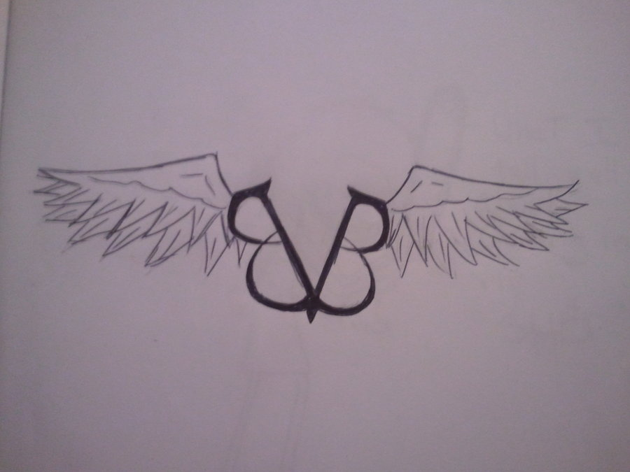 900x675 Bvb Angel Wings By Punkxdemon96