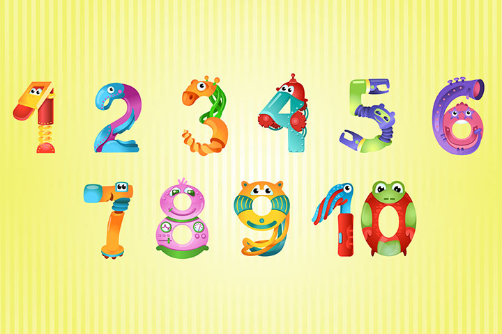 By Numbers For Kids Drawing at GetDrawings.com | Free for personal ...