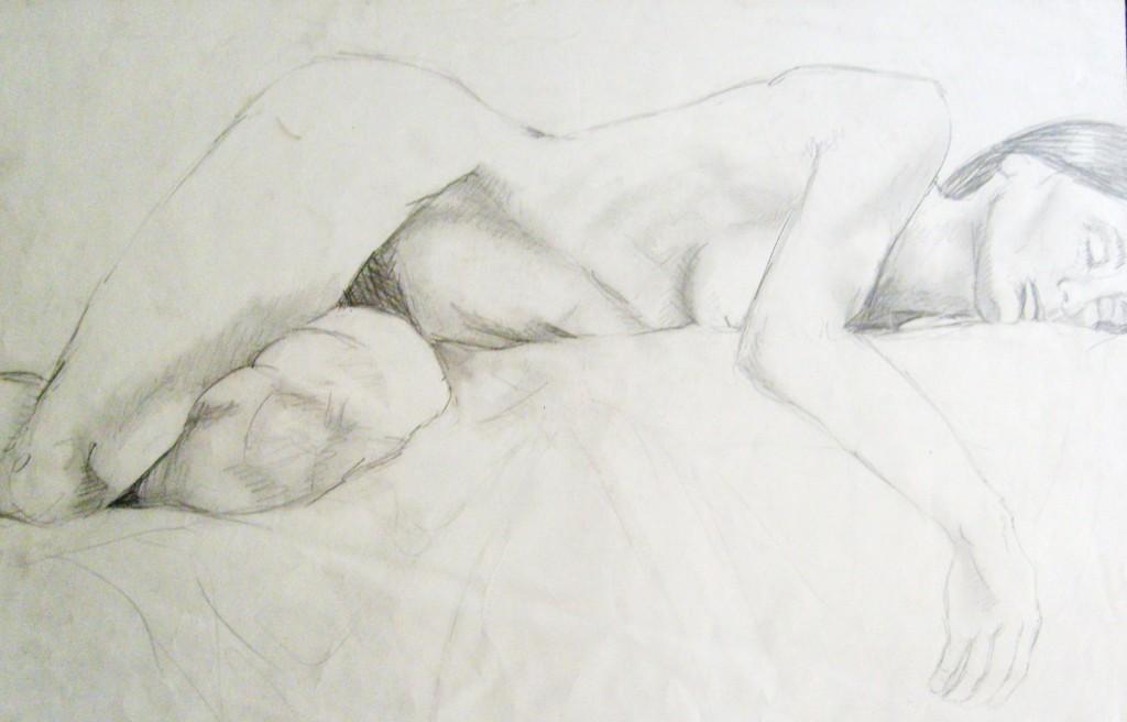 1024x656 Web And Art Portfolio Figure Drawing