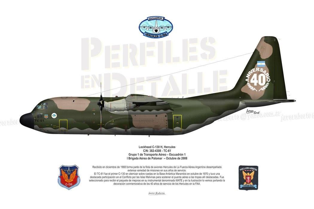 1050x700 Lockheed C 130h Hercules Art Aircraft