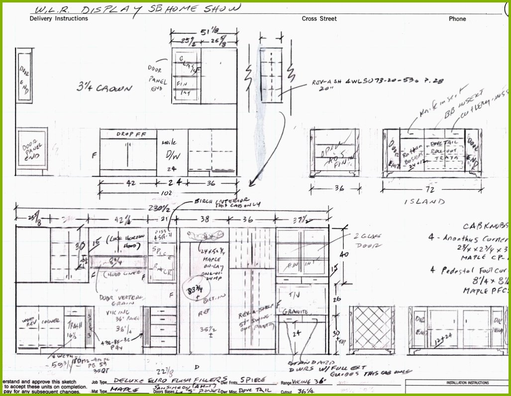 kitchen cabinet detail cabinet detail drawing at getdrawings free for 18484