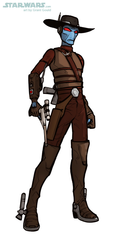 400x767 Draw Cad Bane S4 By Grantgoboom