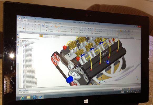 581x399 Optimizing Microsoft Surface Pro 3 For Cad Gt