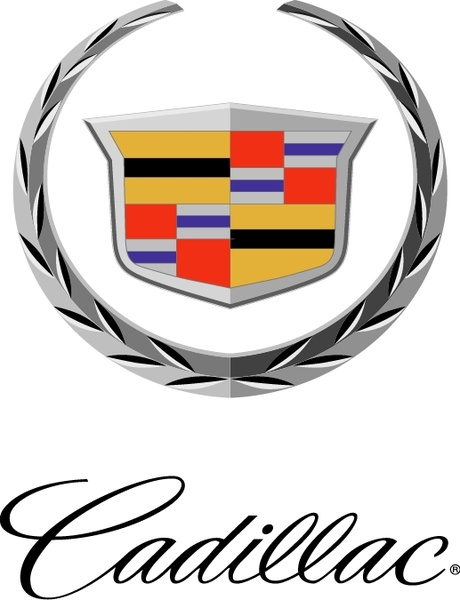 460x600 Cadillac 5 Free Vector In Encapsulated Postscript Eps ( Eps