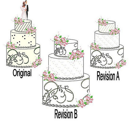 500x464 Cake Designs Drawing ~ Dmost