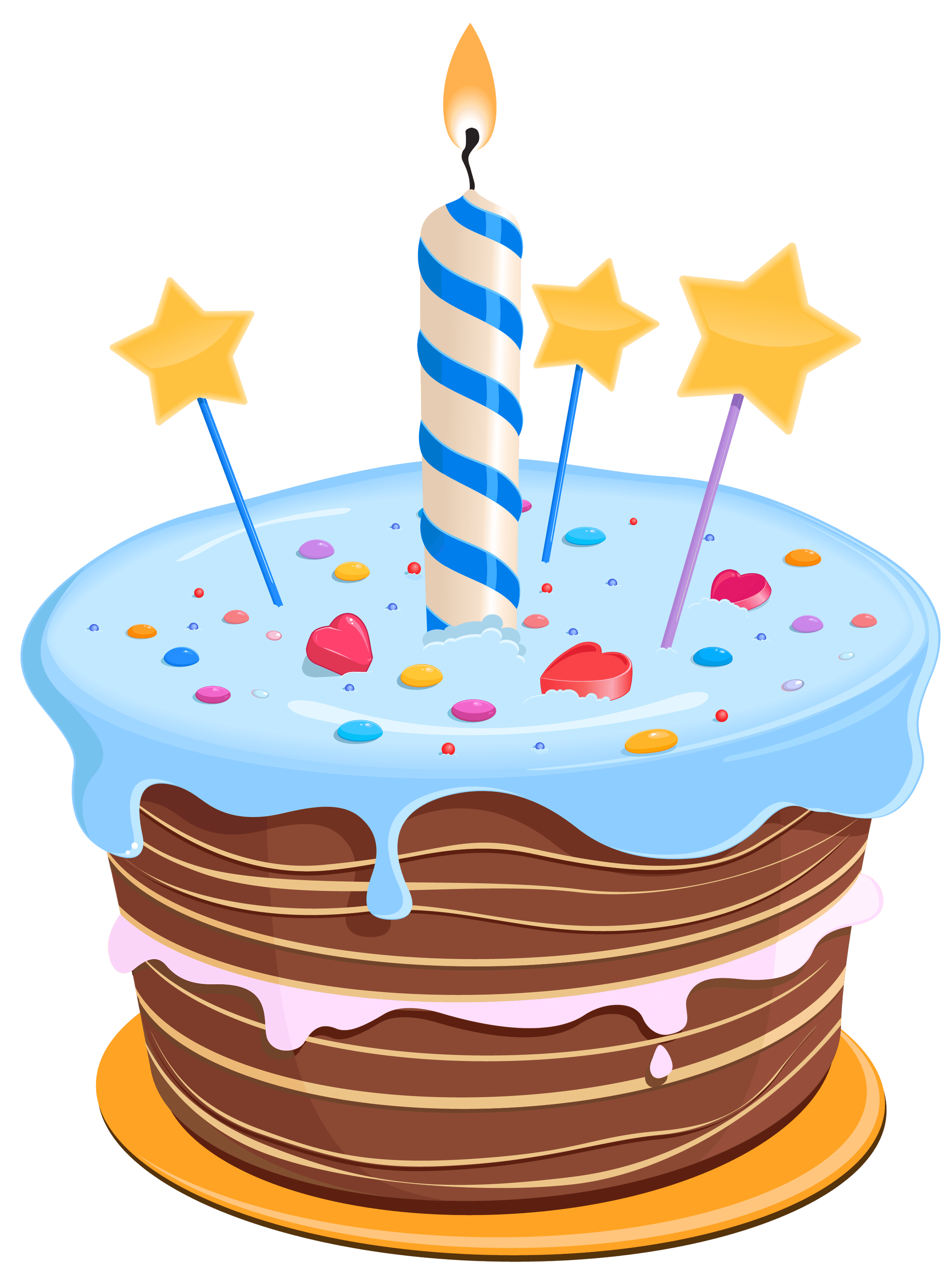 2249x3000 Birthday Cake Drawing Blue Transparent Png