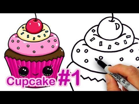 cake drawing easy at getdrawings com free for personal use cake rh getdrawings com how to draw a cute cartoon cupcake how to draw a cartoon cake