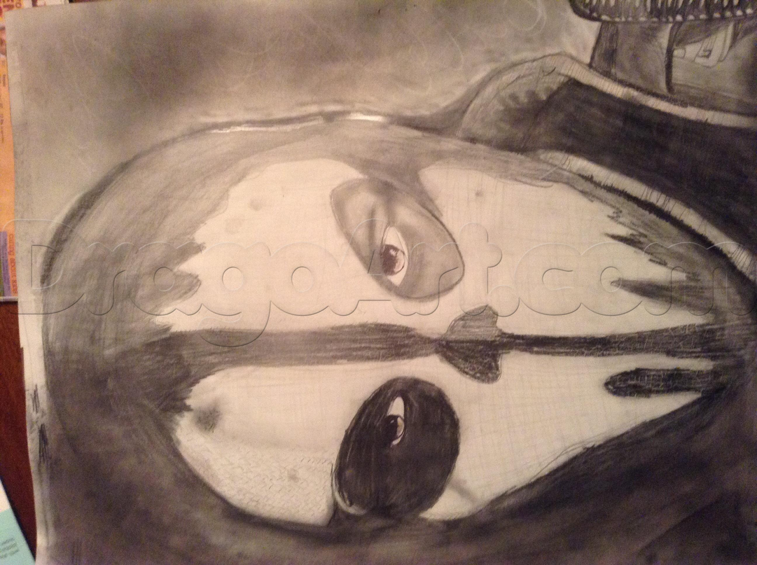 2592x1936 Call Duty Ghosts Drawing 12. How To Draw Logan Walker Call