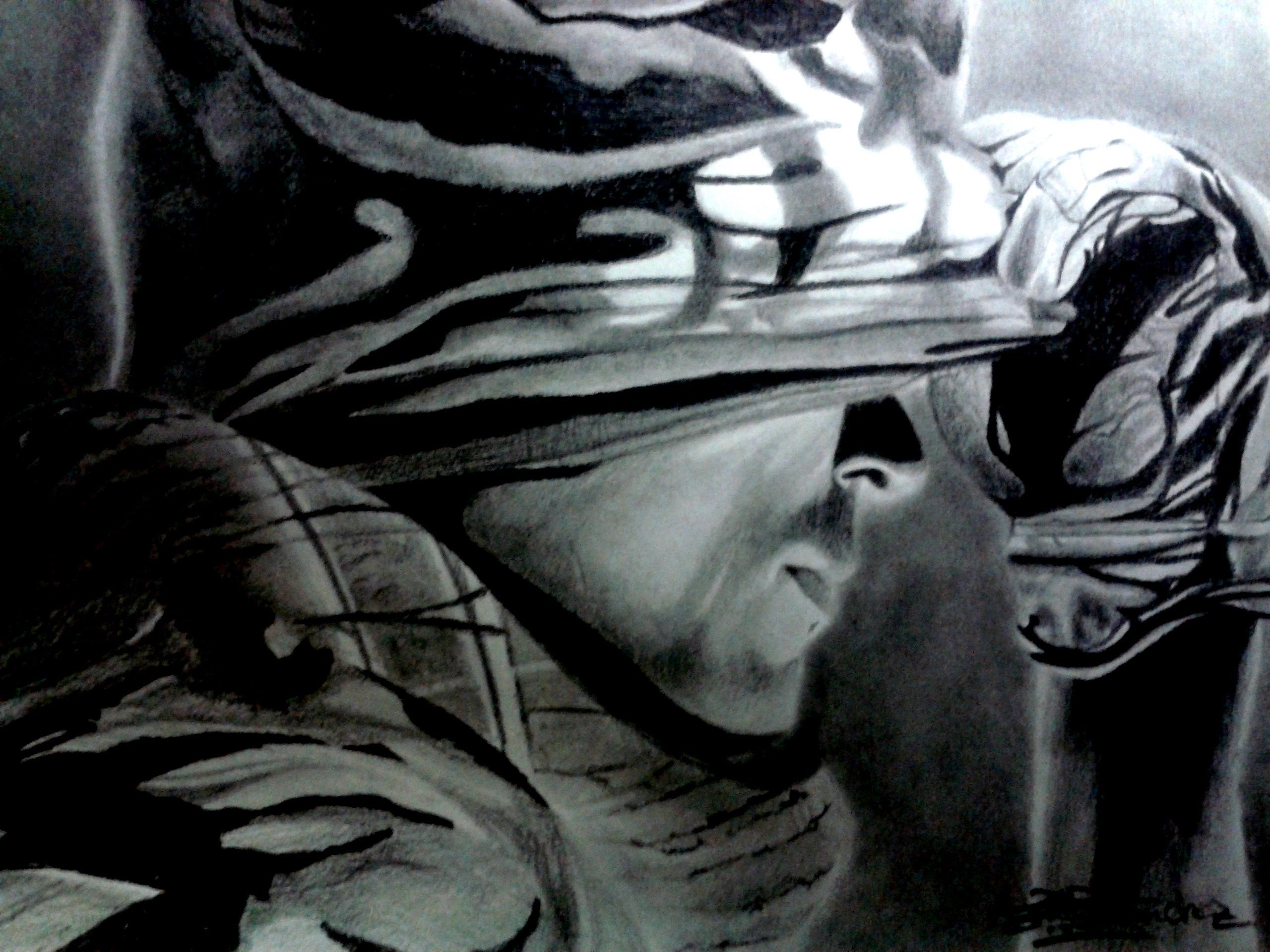 2560x1920 Call Of Duty Ghosts Drawing Drawing Call Of Duty Ghosts (Time