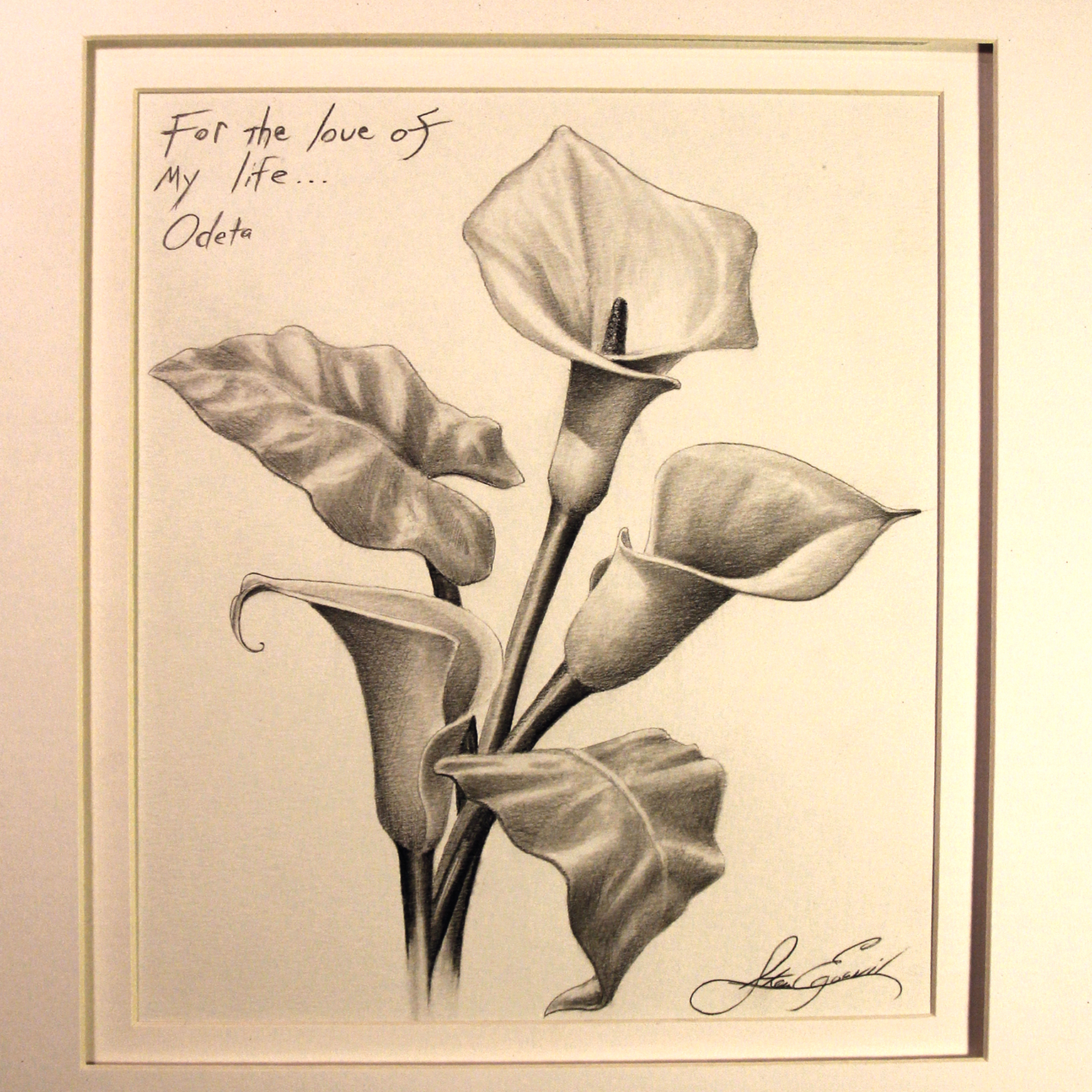Calla lily flower drawing at getdrawings free for personal use 1536x1536 calla lily art in motion tattoo studio izmirmasajfo Image collections