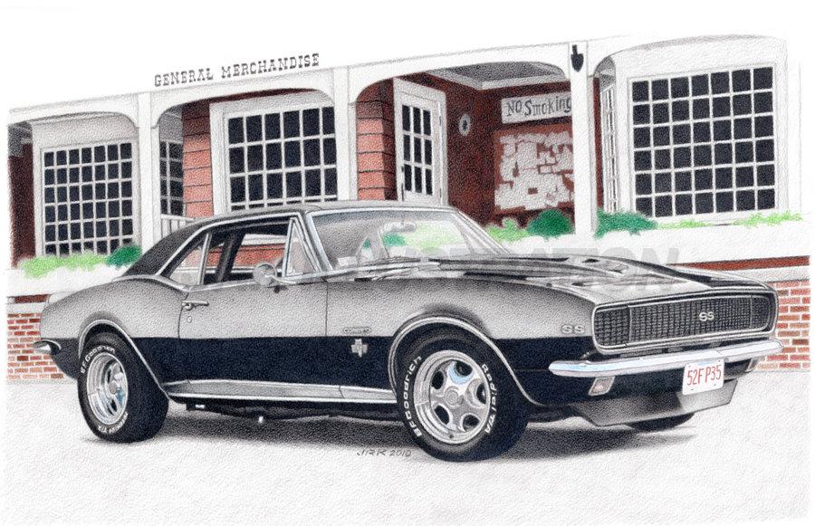 900x581 1967 Camaro Ss By Musclecarfan4life