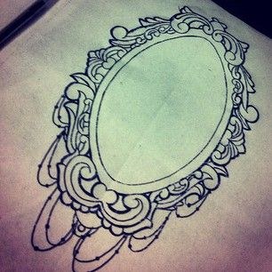 306x306 Frame Tattoo Sketch Ideas About Frame Tattoos