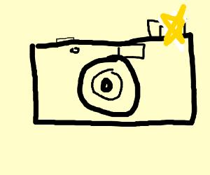 300x250 Camera Flash