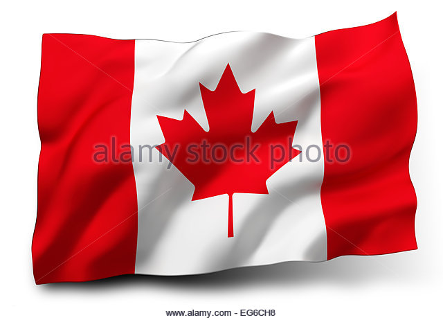 640x462 Canadian Flag Blowing Wind Stock Photos Amp Canadian Flag Blowing