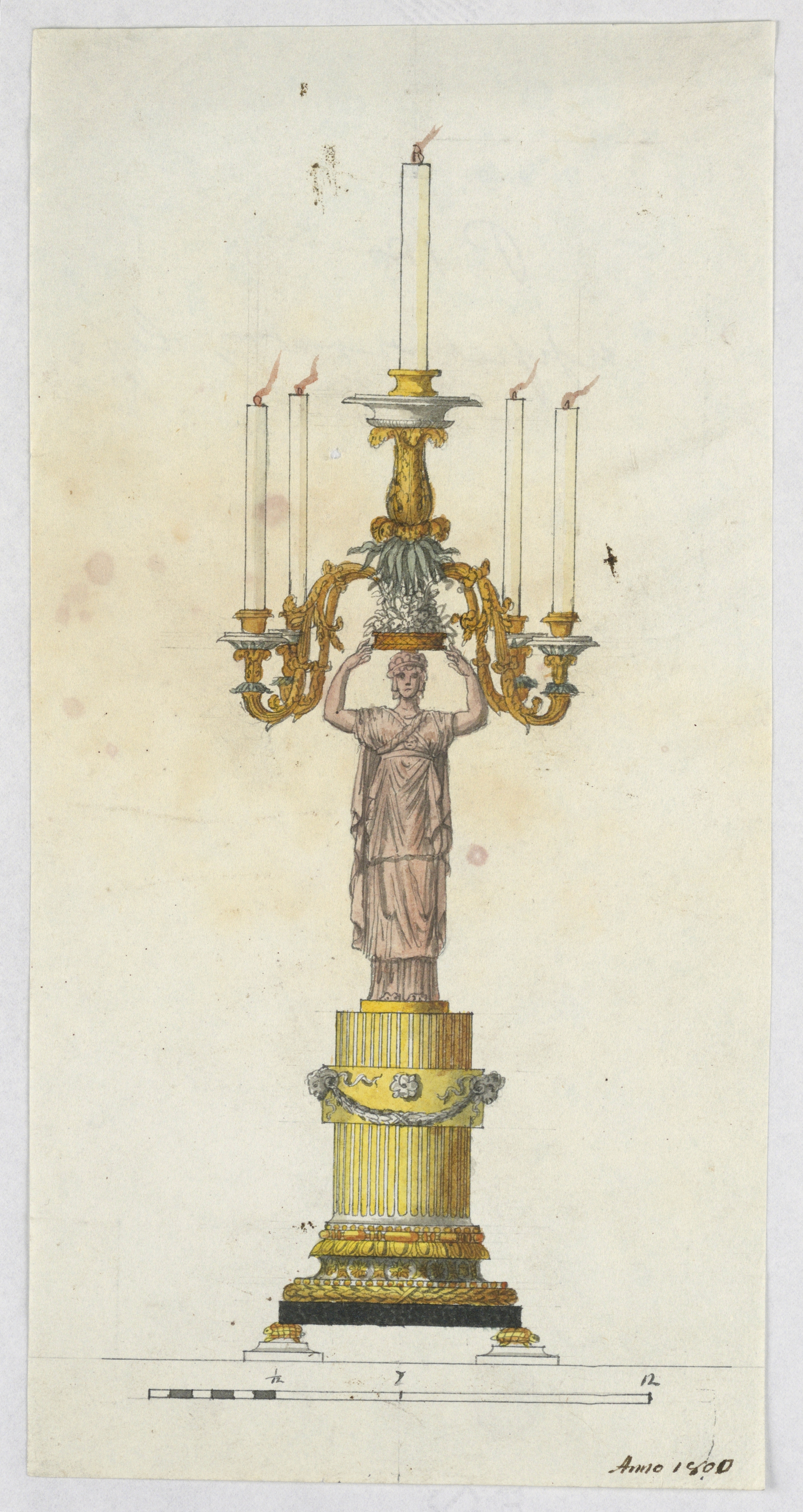 2124x4001 Filedrawing, Design For A Candlestick, 1800 (Ch 18547669).jpg