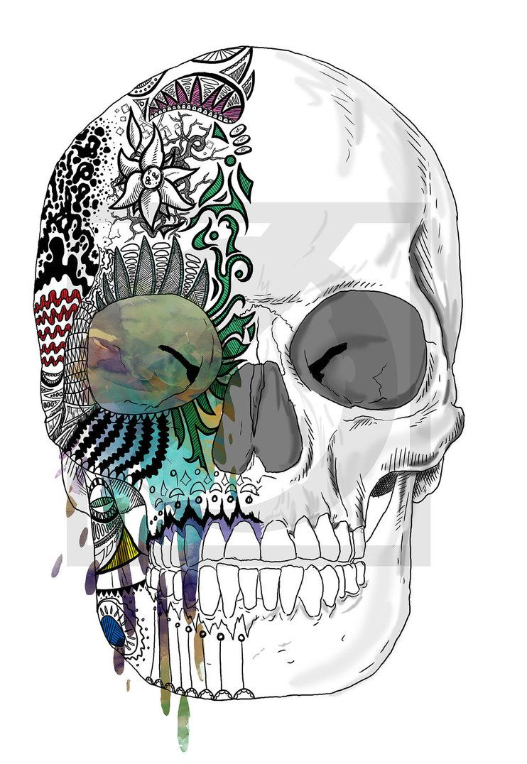 742x1076 Candied Skull Drawing Ink Me Skull Drawings, Candy