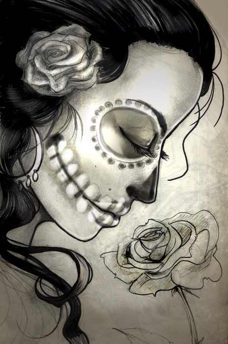 464x700 Sugar Skull Sugar Skulls Sugar Skulls, Sugaring