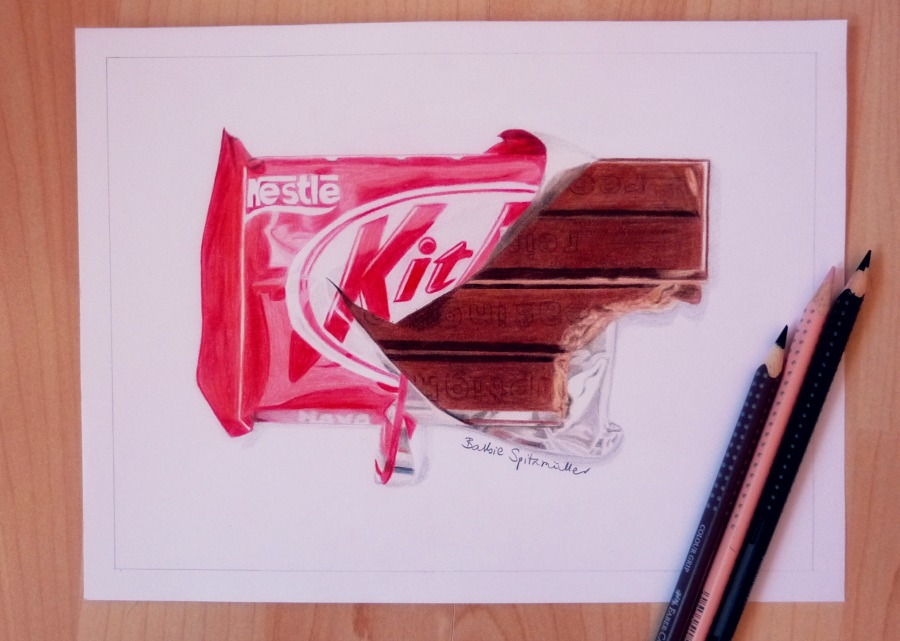 Candy Wrapper Drawing At Getdrawings