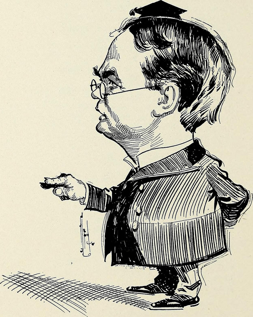 816x1024 Image From Page 39 Of The Cap And Gown (1900)