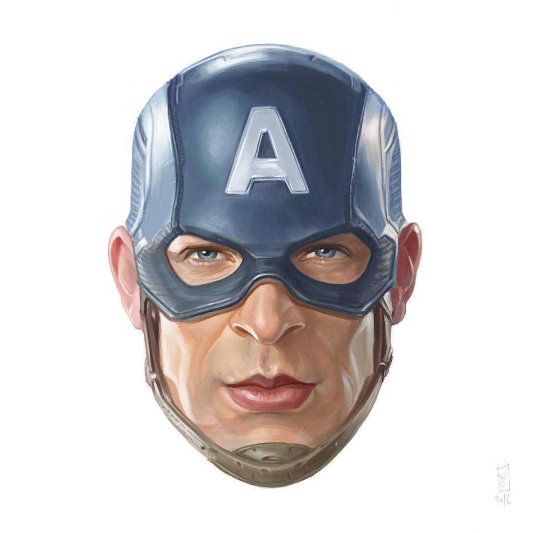 1080x1080 5. Captain America