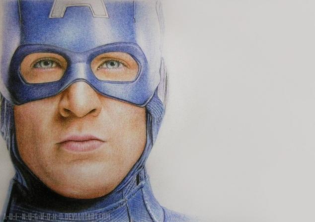 634x447 Captain America