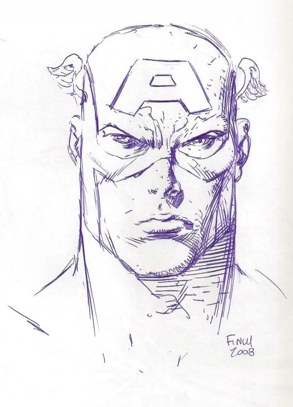 577x800 Captain America Head Sketch Comic Art Captain America