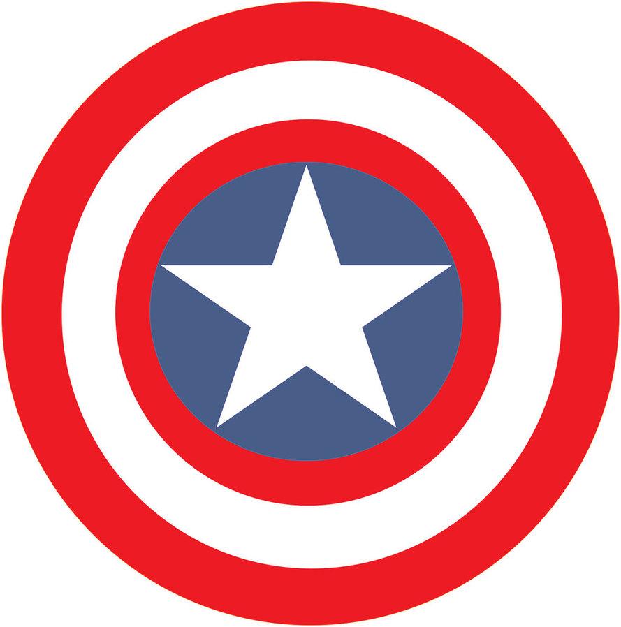 889x898 Captain America Shield By Themanatfireonfire