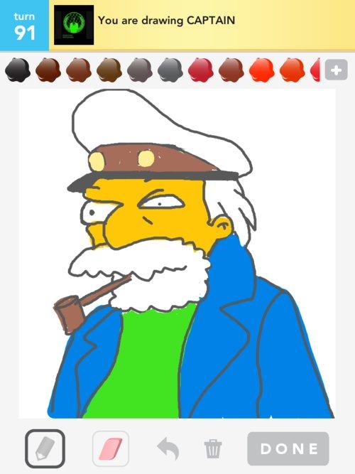 500x667 Captain Drawings