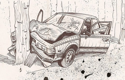 500x320 How To Draw An Accident Scene Diagram Step By Step Easy Video