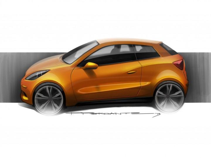 720x540 How To Color A Car Sketch