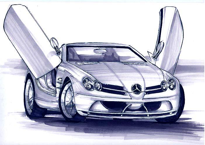 Car Drawing Image At GetDrawings