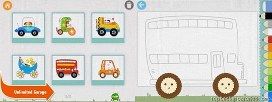 540x204 Labo Car Designer Best Creativity Apps For Kids Ipad