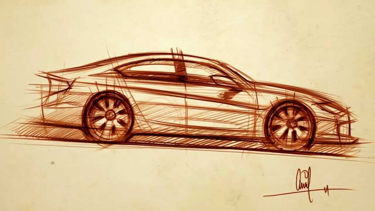 1280x720 How To Draw Cars