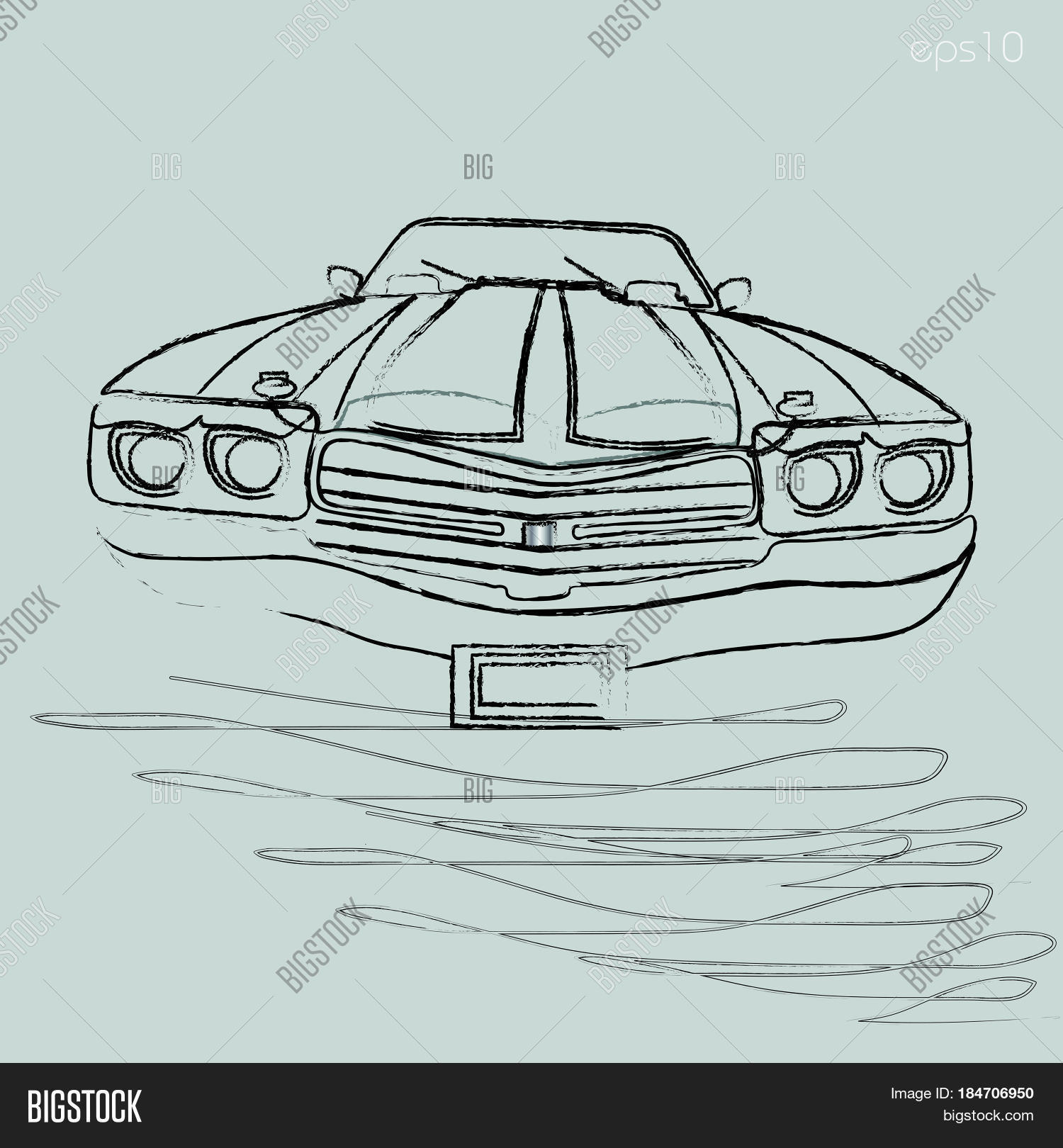 Car Front View Drawing at GetDrawings.com | Free for personal use ...