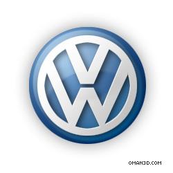 250x250 Drawing The Volkswagen Logo