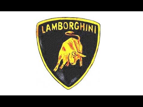 480x360 How To Draw The Lamborghini Logo (Symbol)