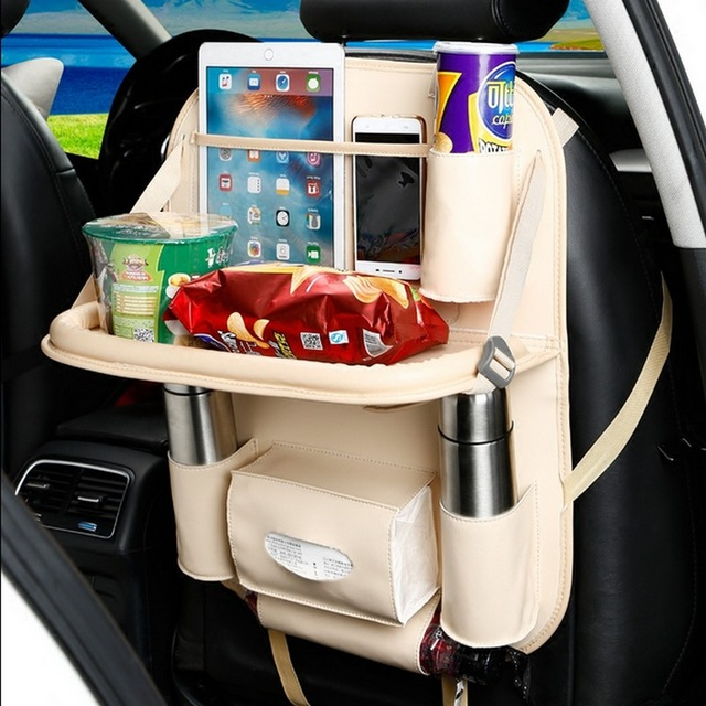 640x640 Baby Safety Snack Table Car Seat Bag Baby Stroller Accessories
