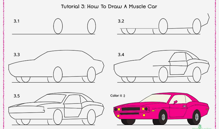 720x425 step to draw a car how to draw a car step step for kids download