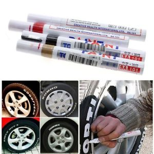 300x300 Car Truck Motorcycle Tyre Tire Marker Writing Drawing Tyre Ink Pen