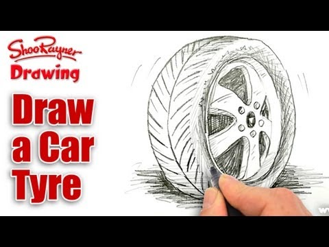 480x360 How To Draw Car (Toyota Supra) Funnycat.tv