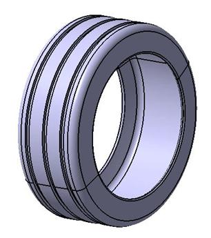 306x345 Modeling A Car Tire In Catia