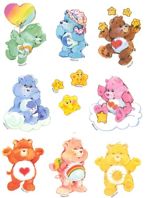 501x684 Et Des Bisounours Care Bear Care Bears