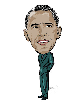 309x400 Political Caricatures Caricatures Of Politician Barack Obama