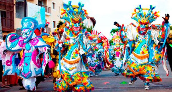 600x322 Dominican Republic#39s Carnivals