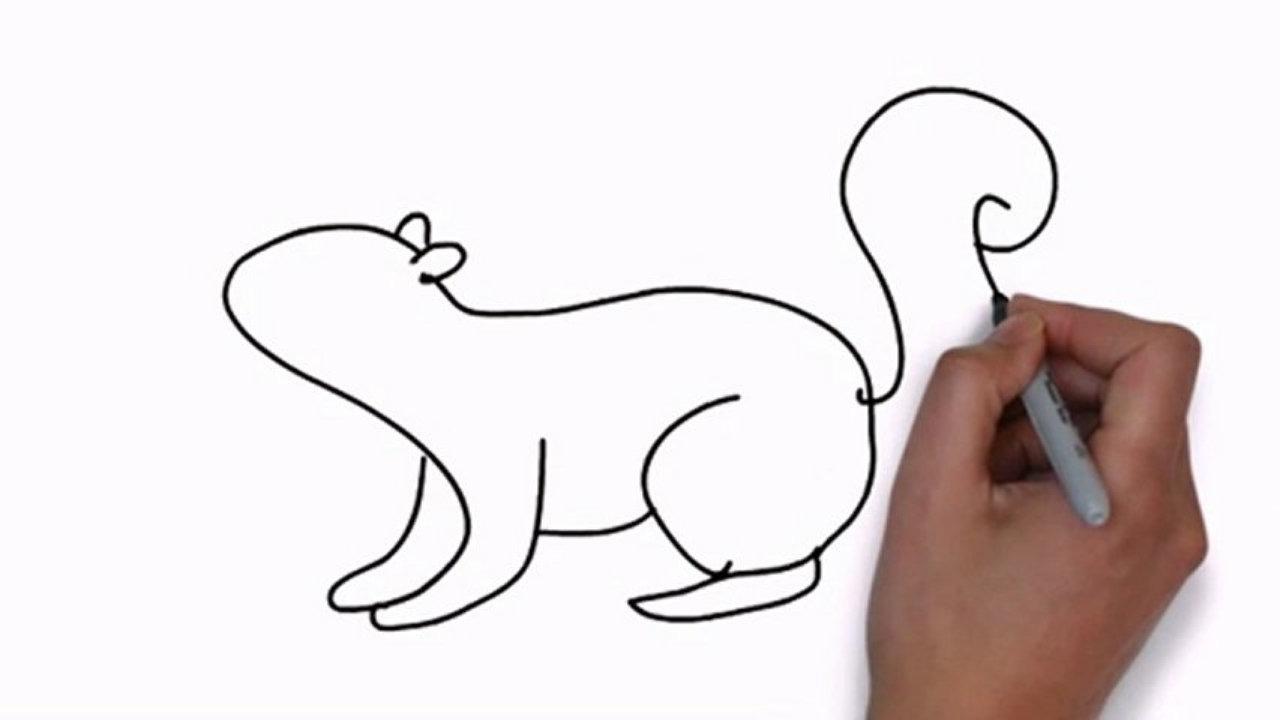 Carnivore Drawing at GetDrawings | Free download